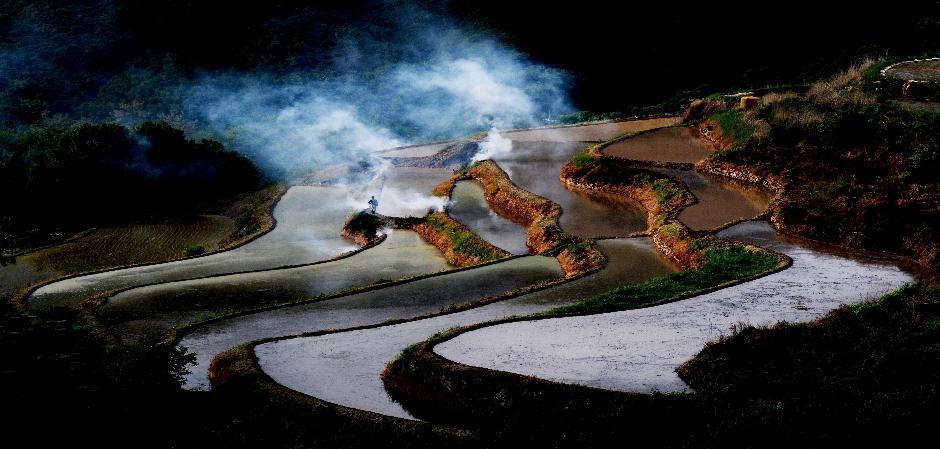 제7회 농촌경관사진공모 수상작 (2013년)