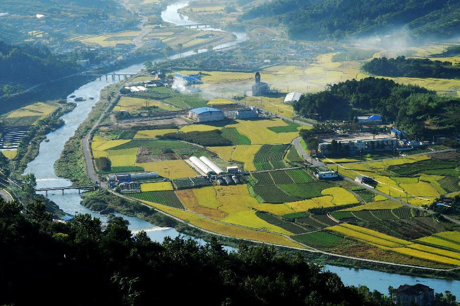 제3회 농촌경관사진공모 수상작 (2009년)