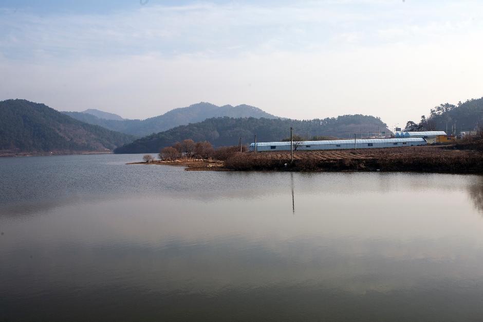 전북 궁산저수지