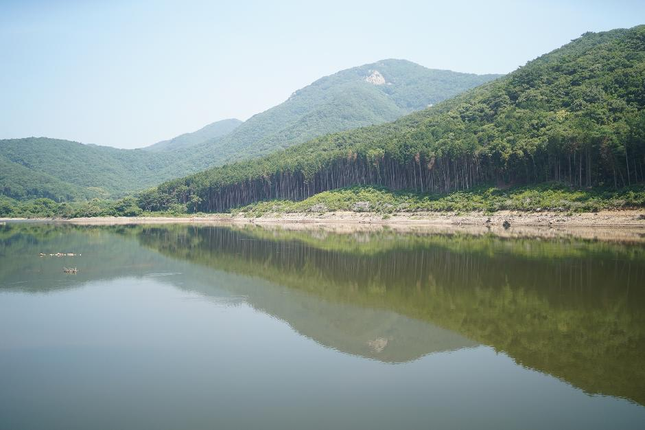 전북 동산저수지